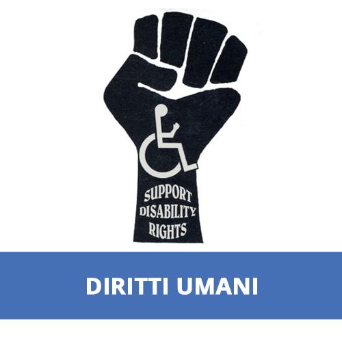 Diritti umani - sezione sito