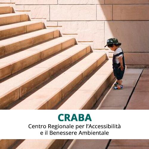 CRABA centro regionale per l'abbattimento delle barriere architettoniche