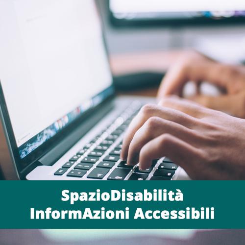 Spazio disabilità
