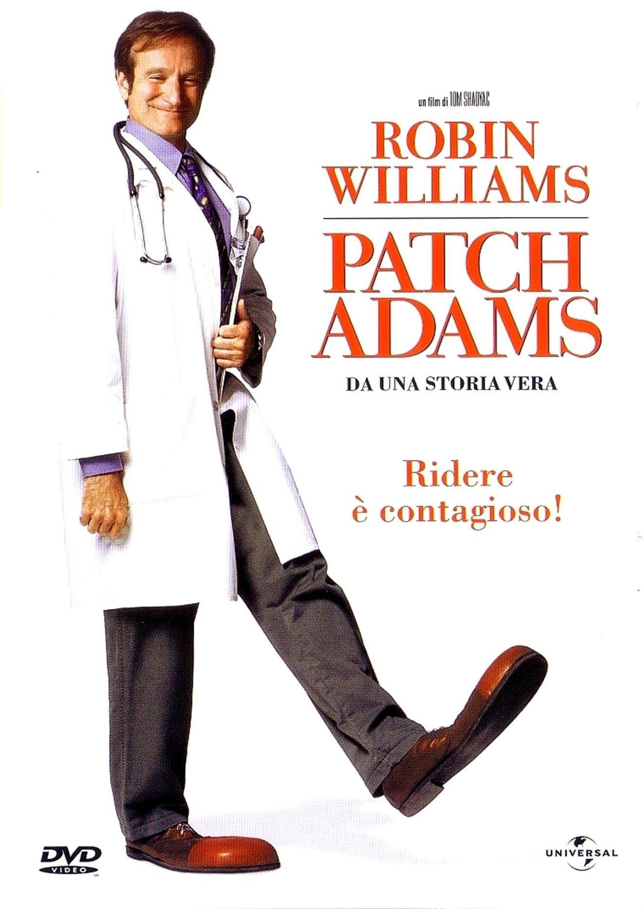 Patch Adams - D107