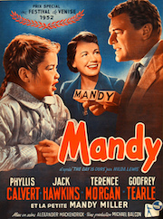 Mandy, la piccola sordomuta