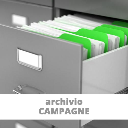 Archivio Campagne DA VERIFICARE