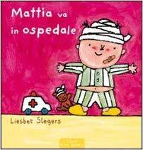 Mattia va in ospedale - 080
