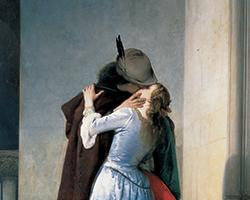 """Il bacio"" - Francesco Hayez"