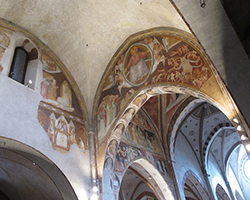 Abbazia di Viboldone - Interno