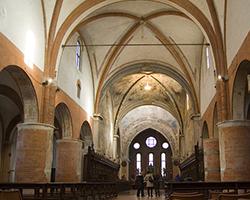 Abbazia di Chiaravalle - Interno