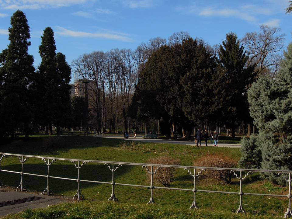 I giardini di Porta Venezia