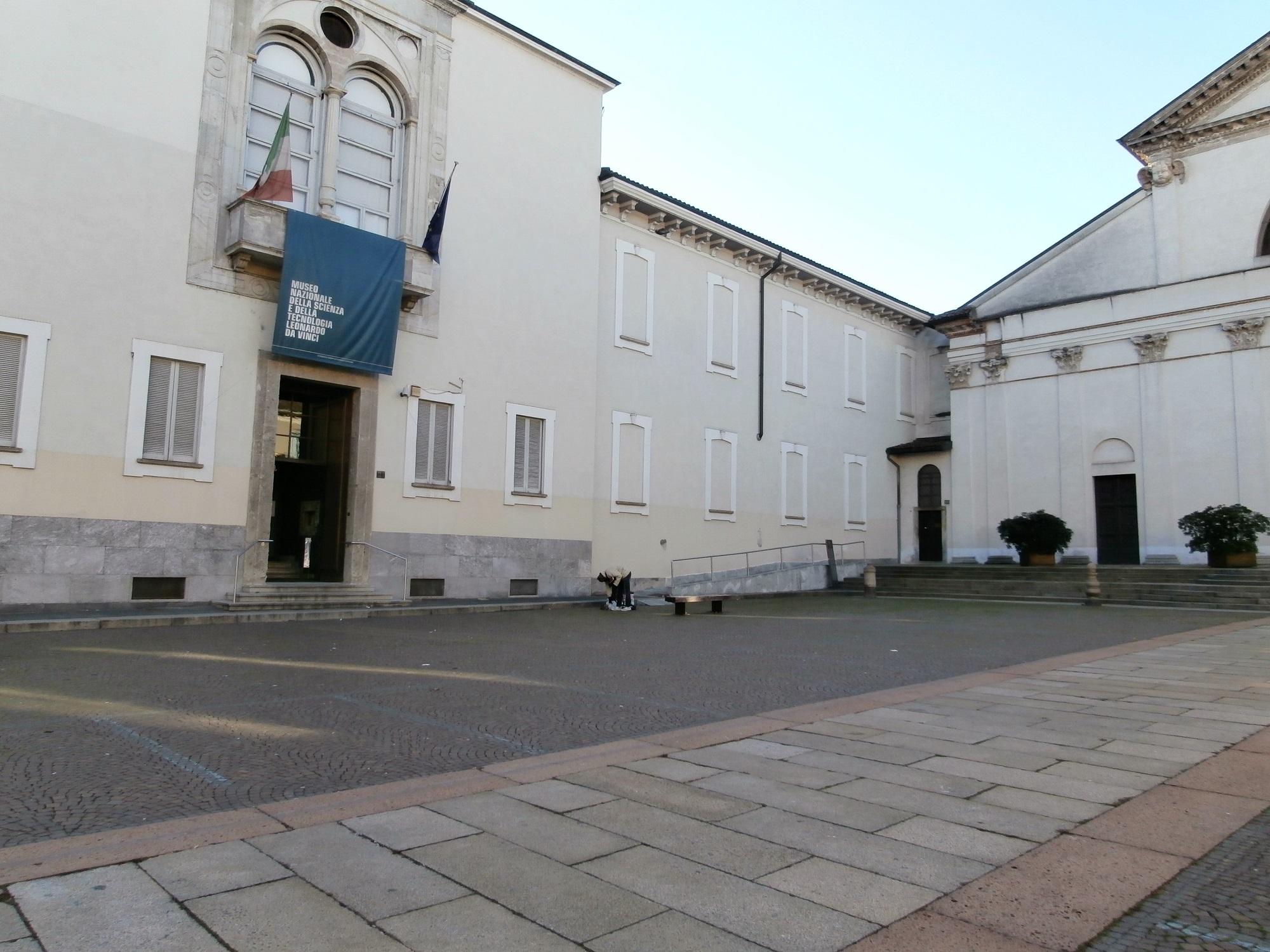 Museo Della Scienza E Della Tecnica Milano.Milanopertutti Accessibilita Strutture