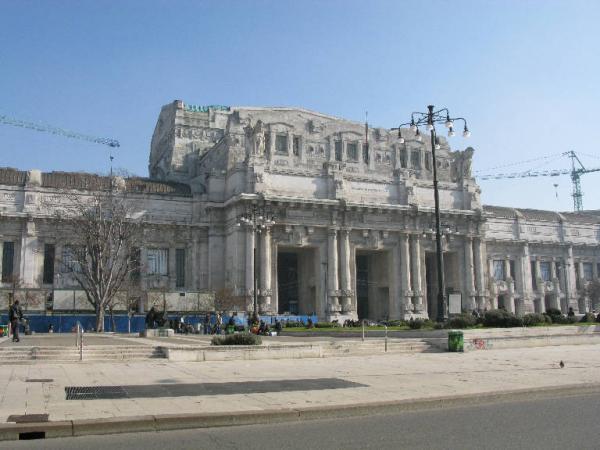 Milanopertutti stazione centrale - Passante porta garibaldi ...