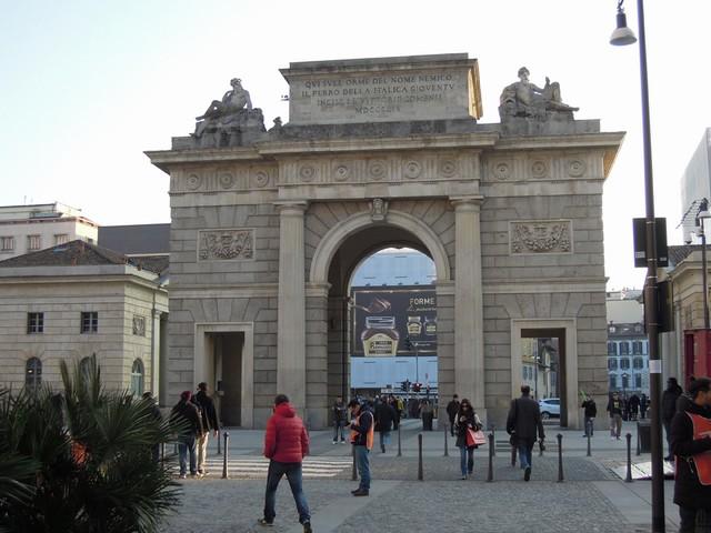 Milanopertutti itinerari per tutti - Passante porta garibaldi ...