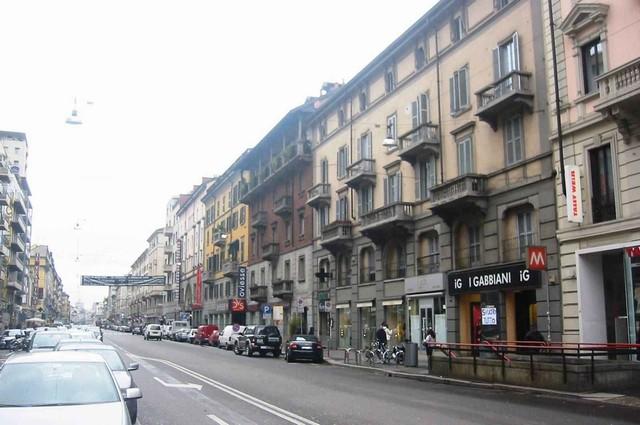 Milanopertutti itinerari per tutti - Bastioni di porta venezia ...