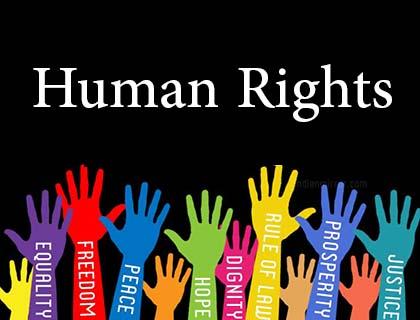 Diritti umani al centro